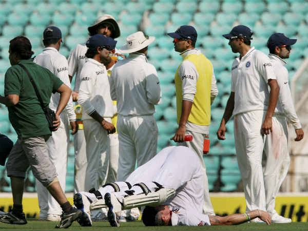 India faces humiliating defeat again at the hands of England