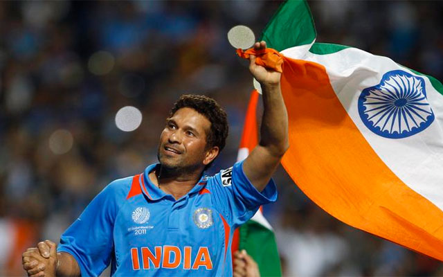 Sachin Tendulkar announces his retirement from ODIs
