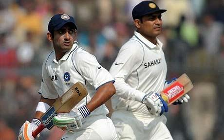 It's time for the selectors to drop sehwag and gambhir