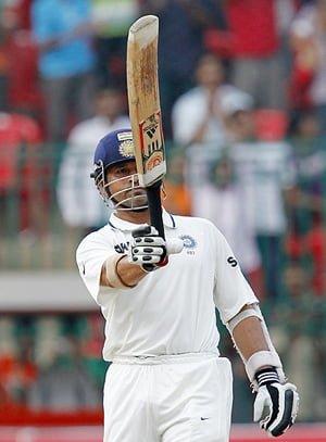Sachin Tendulkar's Bat