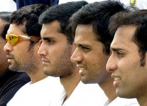 Indian Cricket is under transition phase after the Fab-4 retires