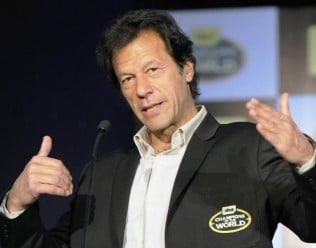 Imran Khan criticizes Indian Cricket
