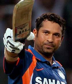 test retirement for Sachin