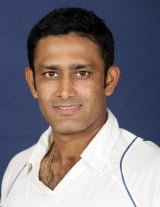 Anil Kumble, one of the top 10 greatest bowlers of all time