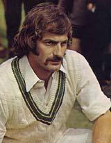 Dennis Lillee, one of the top 10 greatest bowlers of all time
