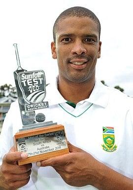 Vernon Philander - The Next Best Thing in Cricket