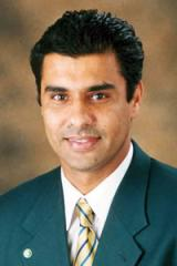 Waqar Younis, one of the top ten greatest bowlers of all time