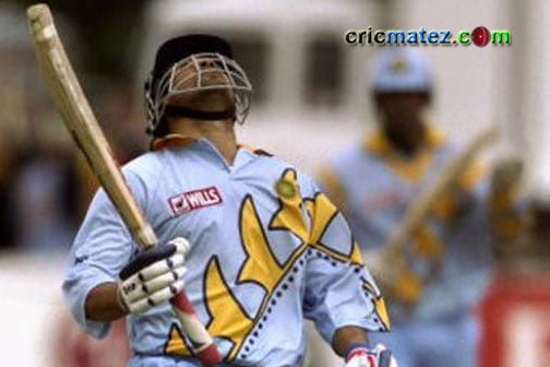 140 off 101 balls vs Kenya, Bristol - one of the Greatest Innings of Sachin Tendulkar