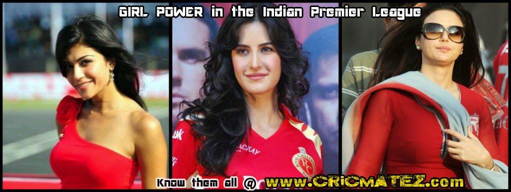 divas of IPL