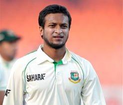 Shakib Al Hasan-Bangladesh Cricket team