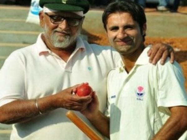 Bishan Singh Bedi rates Parvez Rasool as one of the best spinner in India