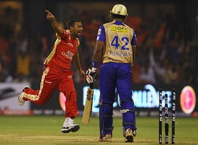 hat tricks in IPL