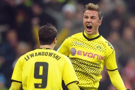 Robert Lewandowski to Bayern Munich
