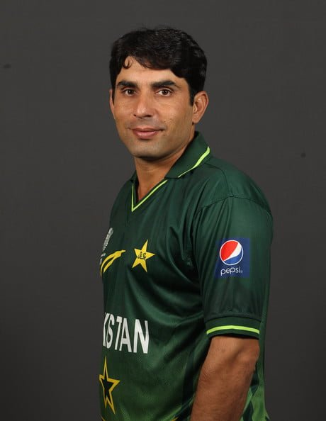 Misbah Ul Haq ICC Champions Trophy Team Preview - PAKISTAN