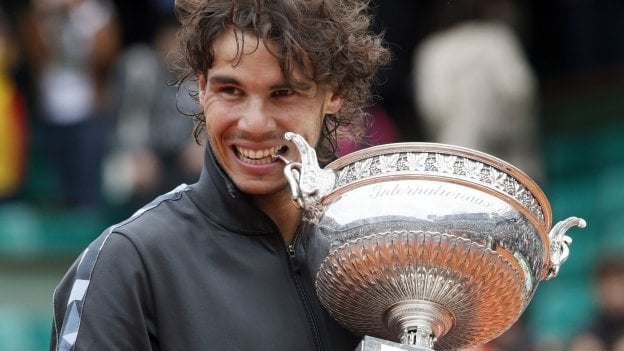 Rafael Nadal - The King of Clay with his Seventh French Open Title in 2012