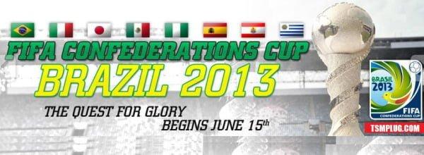 FIFA Confederations Cup 2013 Squad
