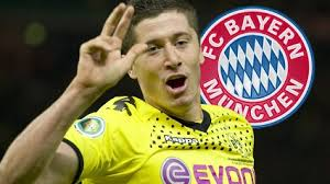 Lewandowski to Bayern Munich