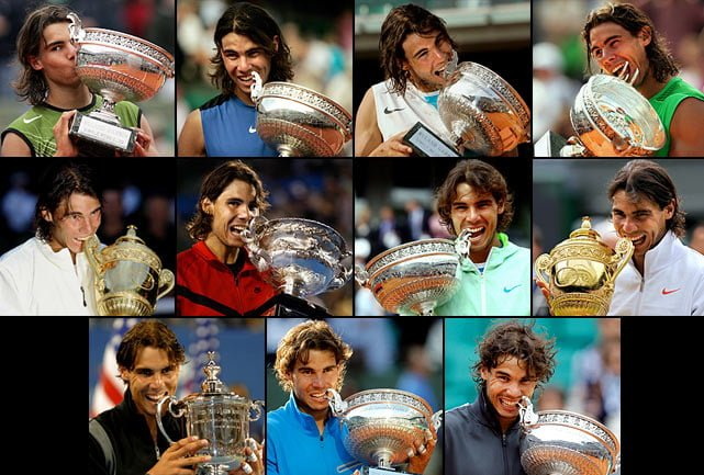 Rafael Nadal - The King of Clay