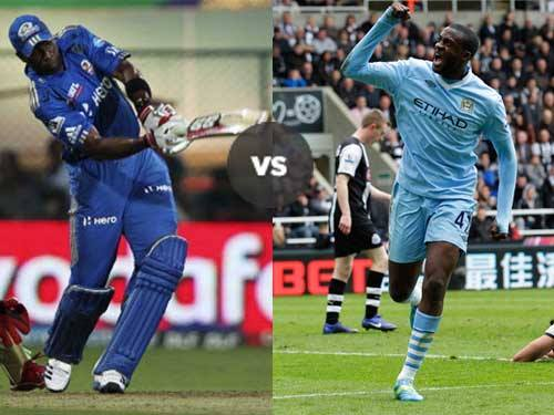 Cricket vs Football