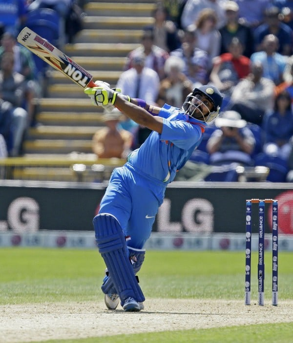 ICC Champions Trophy 2013 : India vs South Africa Statistical Highlights