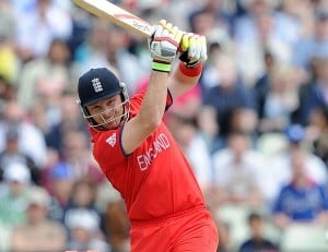 Ian Bell scored 91(115) and was the Man of the Match