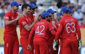 English bowlers helped in a comprehensive win over Aus