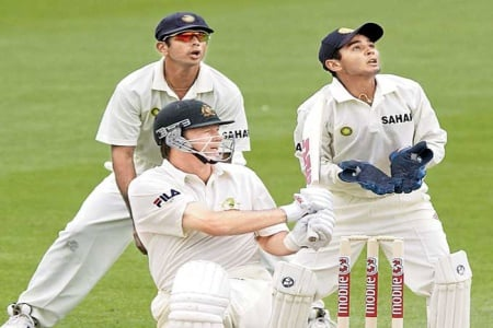 sledging in cricket