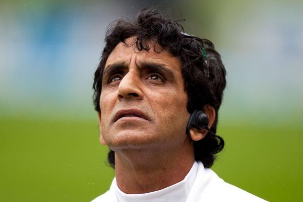 Asad Rauf in IPL Spot Fixing