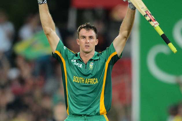 Ryan McLaren scored his maiden ODI 50 and took 3/70