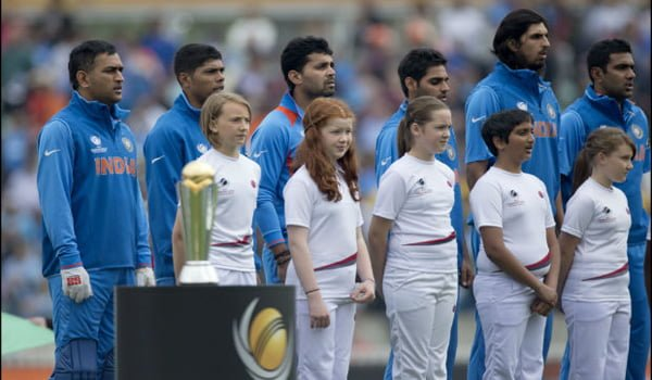 India are favourites to win ICC Champions Trophy
