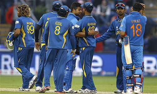 Champions Trophy 2013 Semi Finals: India vs Sri Lanka