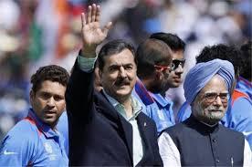politics in cricket