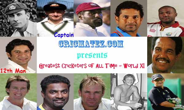 Greatest all rounders