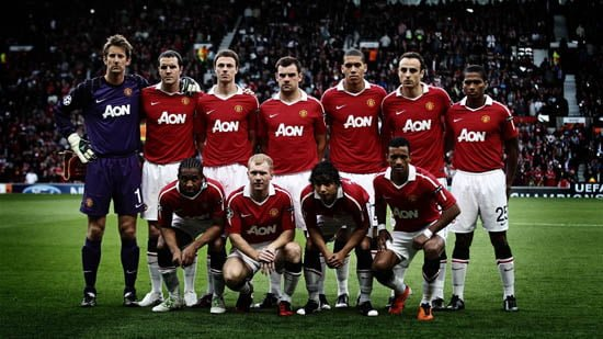 biggest moments in manchester united history