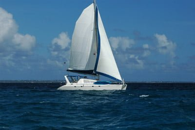 why you should start sailing