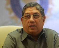 N Srinivasan re-elected as BCCI chief
