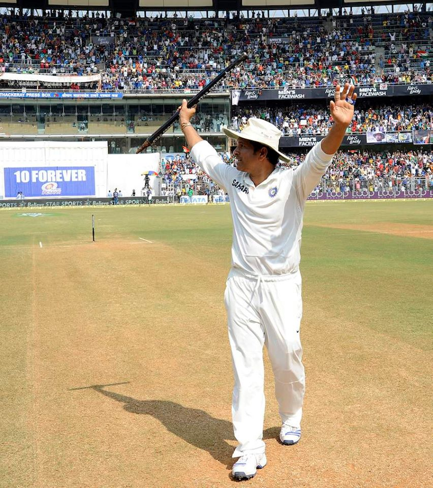 Sachin Tendulkar's Farewell Speech