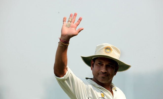 Sachin Tendulkar leaves a wide gap to fill in for the next gen