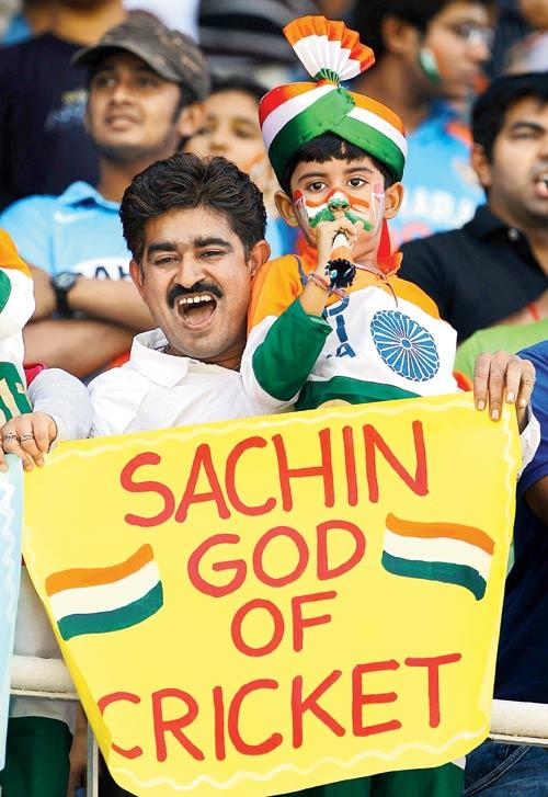 Sachin Tendulkar against West Indies