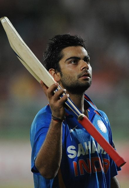 Virat Kohli No. 1 batsman in ICC ODI rankings