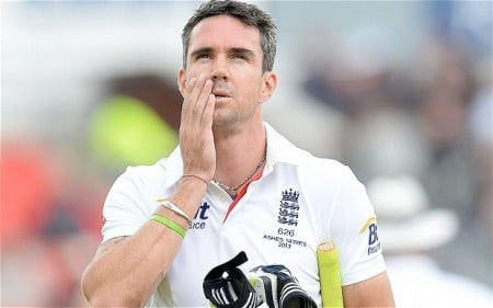 kevin pietersen injured in ashes 2013