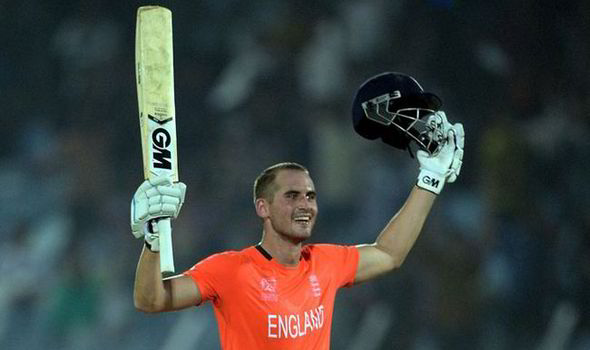 Alex Hales destroyed Sri Lanka with a 64 ball 112 in a group match of ICC T20 world cup 2014