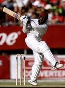 Brian Lara at his full grace