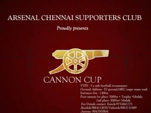 cannon cup