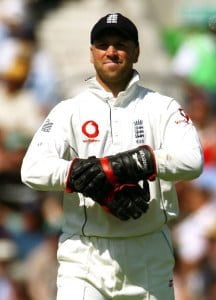 Matt Prior: sloppy behind the stumps