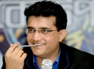 Saurav Ganguly, arguably the best man ever to have led the India side