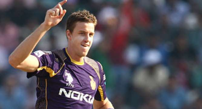Morne Morkel ruled out of #CLT2O due to shoulder injury.