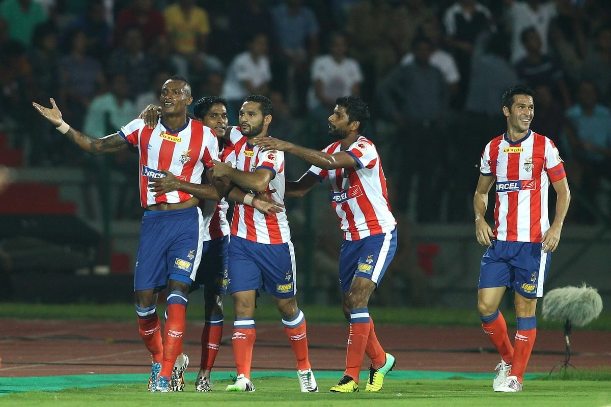 ISL M5 North East v Atletico de Kolkata