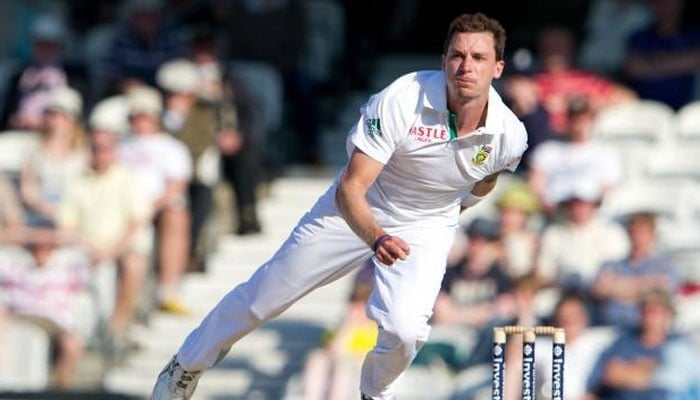 Dale Steyn was nothing short of magnificient throughout the year.