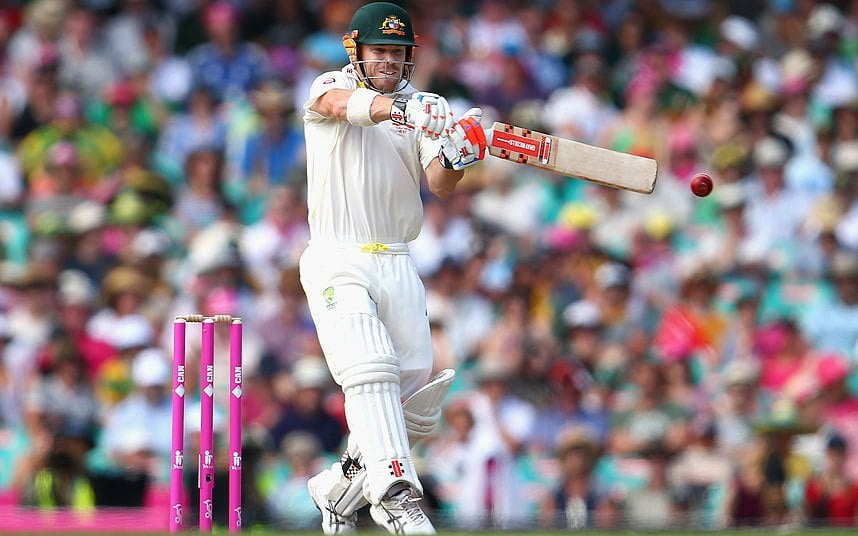turning point for Warner as he played the opposition bowlers with dominance and aggression.